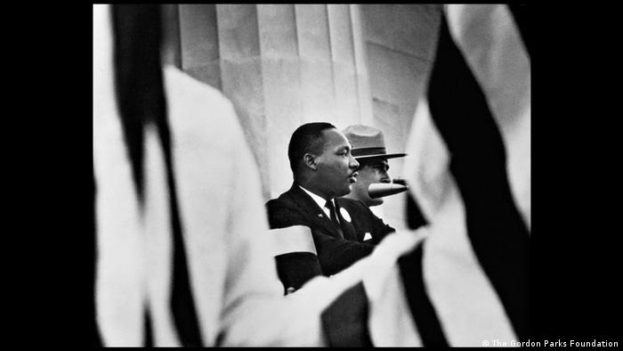 Gordon Parks: Martin Luther King, Jr., Washington, D.C. (1963) (Foto: The Gordon Parks Foundation)