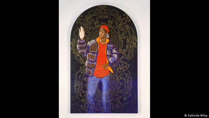 Ausstellung The American Dream Kehinde Wiley (Kehinde Wiley)