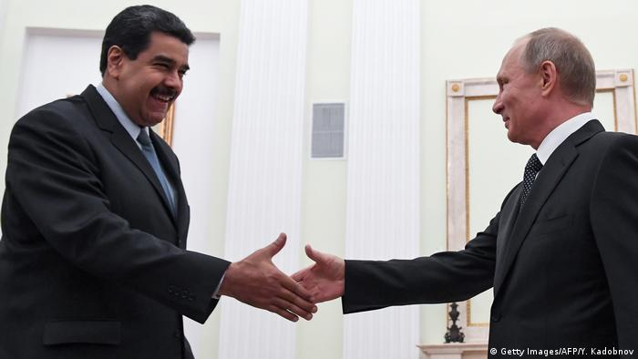 Russia and China – Venezuela's two main creditors – have expressed confidence in Caracas' ability to handle its growing debt crisis