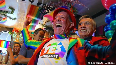 Парламент Австралії підтримав легалізацію одностатевих шлюбів