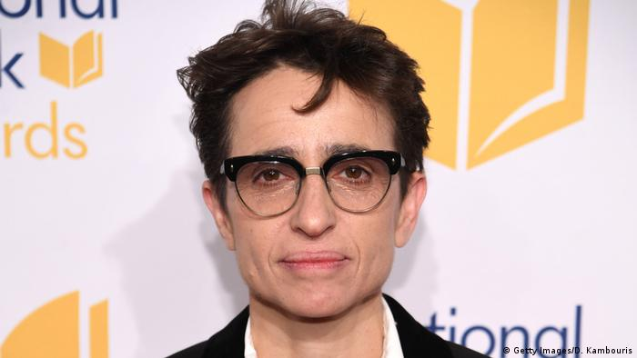 USA National Book Awards Masha Gessen (Getty Images/D. Kambouris)