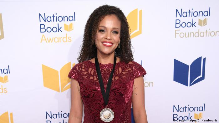 USA National Book Awards Jesmyn Ward (Getty Images/D. Kambouris)