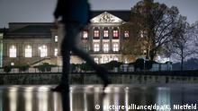 Kurz vor Sonnenaufgang endeten die Sondierungsgespräche in der Parlamentarischen Gesellschaft - ohne Ergebnis