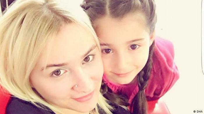 Türkei Kahramanmaras Familie nach Mord an Mädchen (DHA)