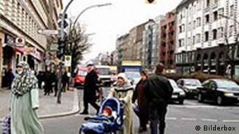 Deutsche und Türken in Kreuzberg