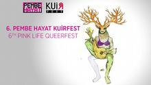 Poster Pink Life QueerFest