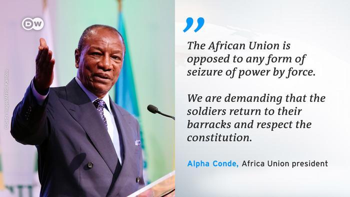 Rais Alpha Conde wa Guinea-Conakry