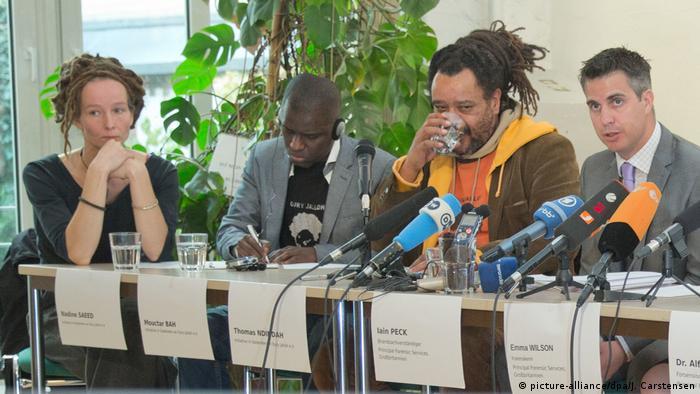 Initiative präsentiert neue Gutachten zu Oury Jallohs Tod