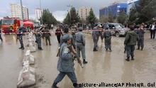 Afghanistan Selbstmordanschlag in Kabul