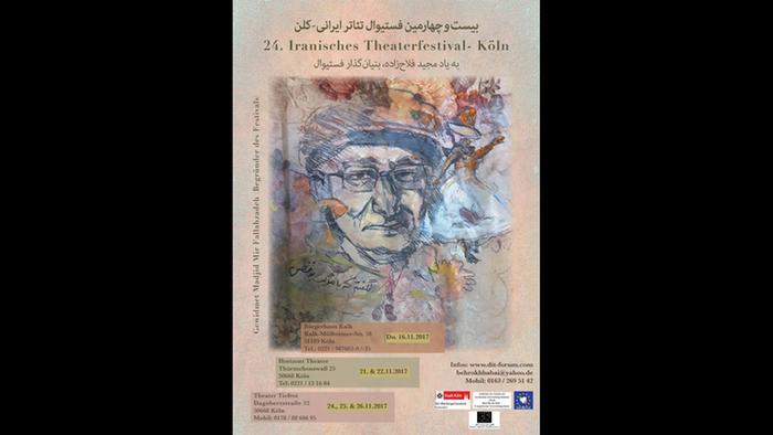 24.iranische Theater Festival in Köln