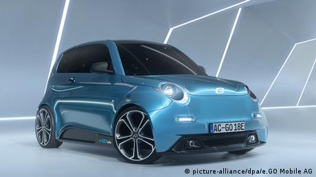e.GO Life Elektroauto (picture-alliance/dpa/e.GO Mobile AG)
