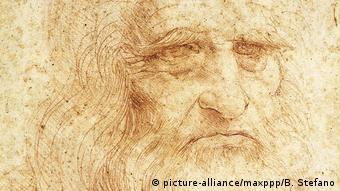 Λεονάρντο ντα Βίντσι, αυτοπροσωπογραφία