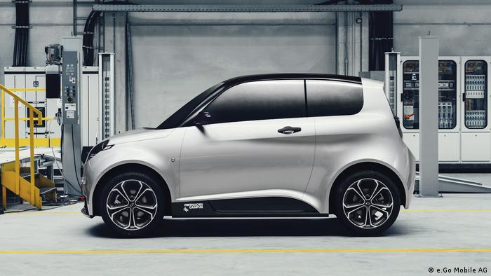 Elektroauto e.Go Life (e.Go Mobile AG)