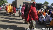 Nigeria Boko Haram Anschlag in Maiduguri