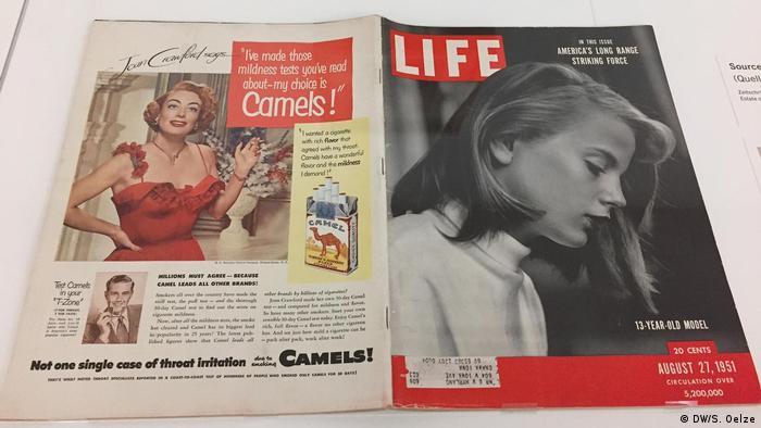 Life Magazine (Foto: DW/S. Oelze)