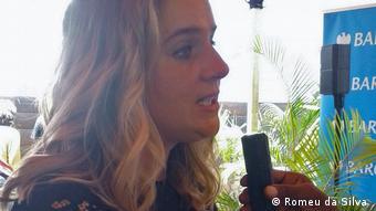 Mosambik - Maputo Fast Forward Festival - Raquel Nobre