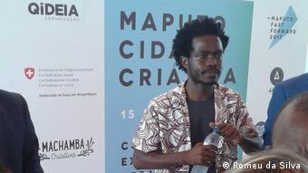Mosambik - Maputo Fast Forward Festival - Tavares Cebola