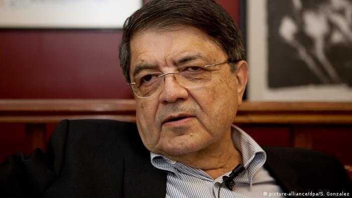 Nicaragüense Sergio Ramírez recibe el Premio Cervantes