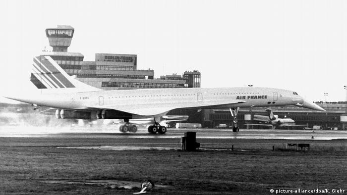 Over the years presidents, queens, stars and even the Concorde landed in Tegel