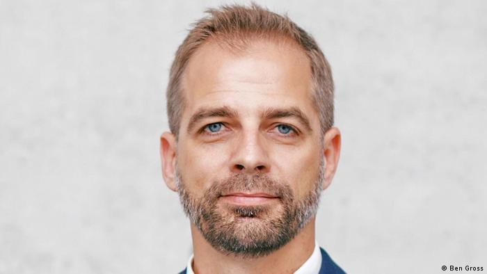 MdB Stefan LIEBICH (Die Linke) (Ben Gross)