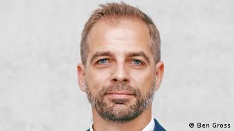 Sol Parti Dışişleri Sözcüsü Stefan Liebich
