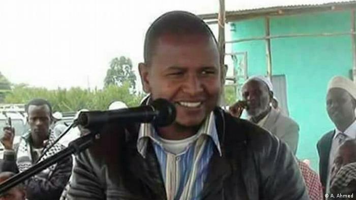 Äthiopischer Muslim Arbitration Komitee Mitglied