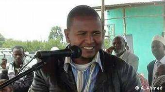 Äthiopischer Muslim Arbitration Komitee Mitglied (A. Ahmed)