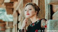 Ukrainisch-deutsche Musikerin Violina Petrychenko
