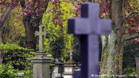 Symbolbild - Friedhof - Begräbnis