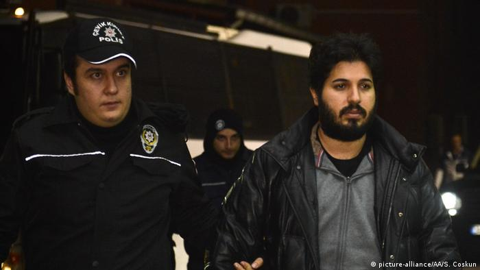 Reza Zarrab (picture-alliance/AA/S. Coskun)