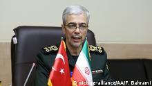 Iran Teheran - Stabschef Mohammad Bagheri