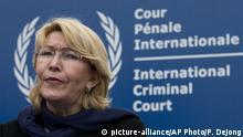 Niederlande Den Haag - Luisa Ortega zur Beweislast gegen Nicolas Maduro vor dem Internationalen Gerichtshof