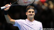 Tennis - ATP World Tour Finals Roger Federer (picture-alliance/Actionplus)