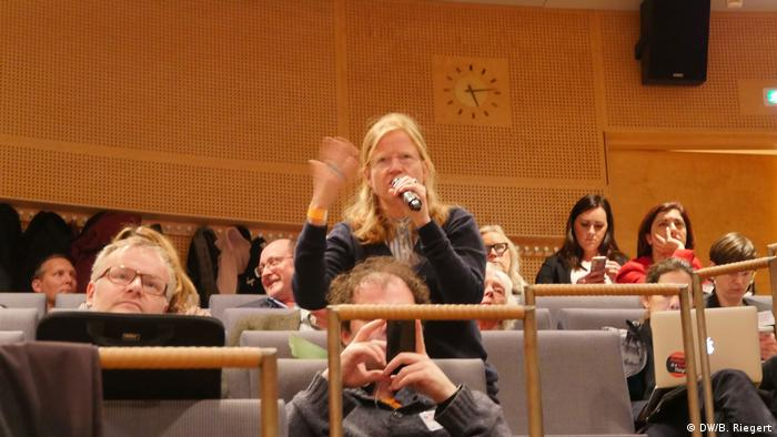 Schweden EU Sozial-Gipfel in Göteborg - Christiane Wegener