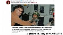 Al Franken Hit With Sexual Assault Accusation