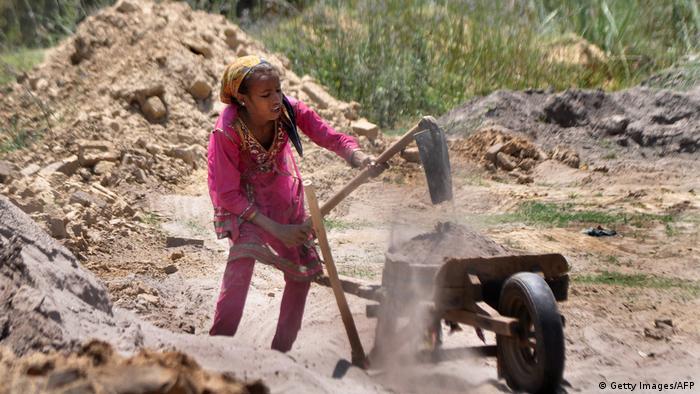 Kinderarbeit Symbolbild Indien