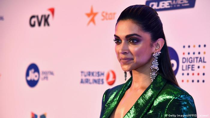 Deepika Padukone (Getty Images/AFP/S. Jaiswal)