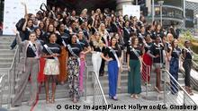 Contestants from Miss Universe 2017 in Las Vegas (Getty Images/Planet Hollywood/G. Ginsberg)