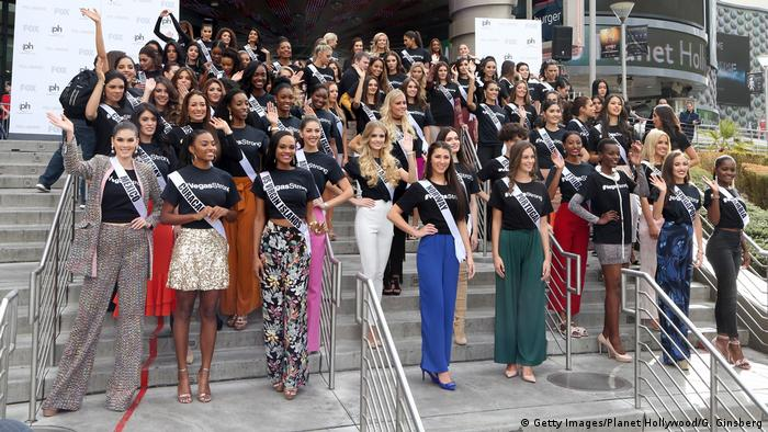 USA Miss Universe 2017 Las Vegas (Getty Images/Planet Hollywood/G. Ginsberg)