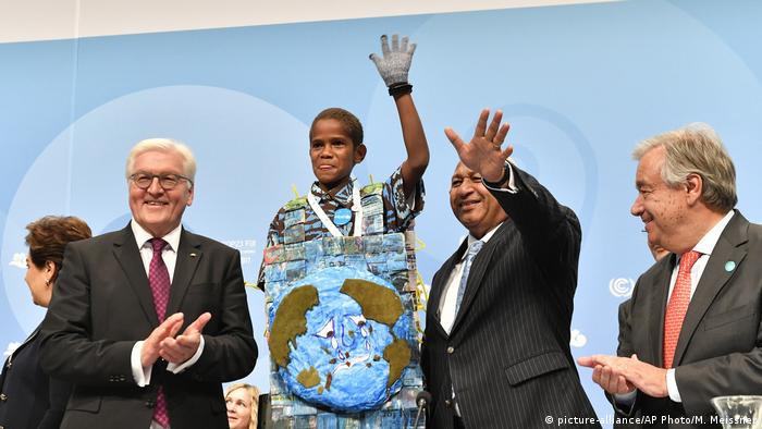 Deutschland Weltklimagipfel COP23 (picture-alliance/AP Photo/M. Meissner)