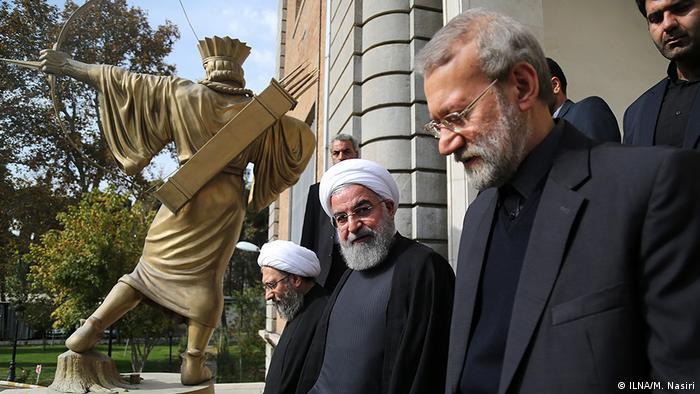 Iran KW46 Diplomatie