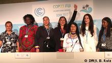 COP23 Gleichstellung der Geschlechter