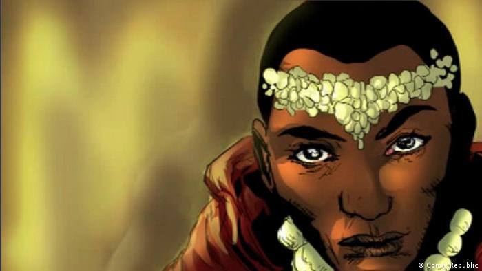 African Roots Muhumusa (Comic Republic)