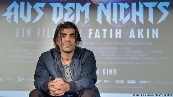Director Fatih Akin (picture-alliance/dpa/P. Kneffel)