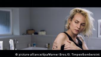 H πρώτη κινηματογραφική ερμηνεία της Ντ. Κρούγκερ στα γερμανικά