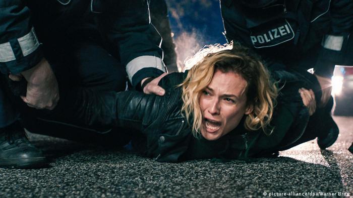 Szene des Films«Aus demNichts»