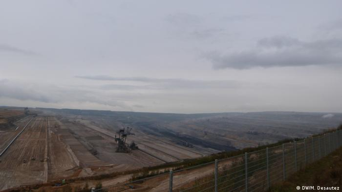 The Hambach mine