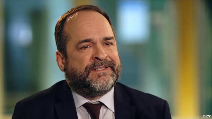 Wenzel Michalski Direktor von Human Rights Watch Deutschland