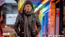 Scene from In the Fade woman walking down the street (Warner Bros. )