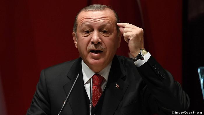 Türkei Erdogan zieht Soldaten aus Norwegen ab (Imago/Depo Photos)